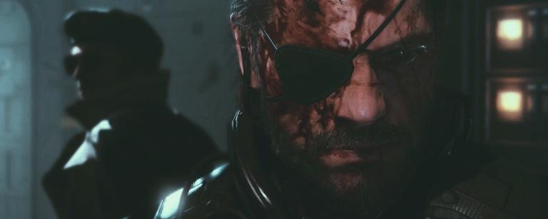 Do Body Doubles Dream of Phantom Sheep? ・・・ Metal Gear